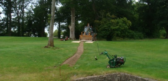 Adare Manor Golf Course on behalf of ESB Networks